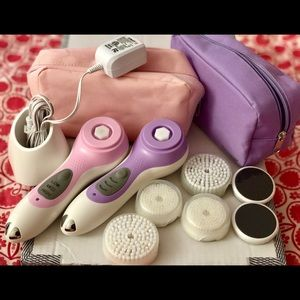 NEW: Conair True Glow Facial and Foot Care System